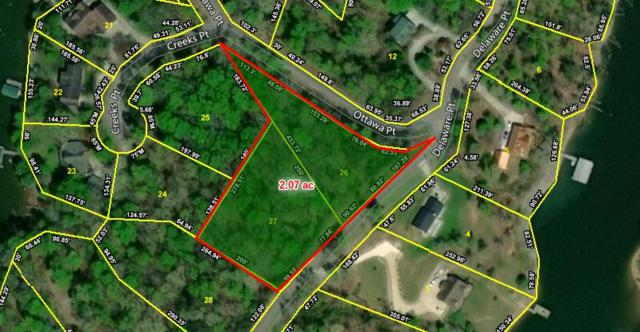 Delaware Point Lot 26 & 27, Kingston, TN 37763 (#1073543) :: Realty Executives Associates