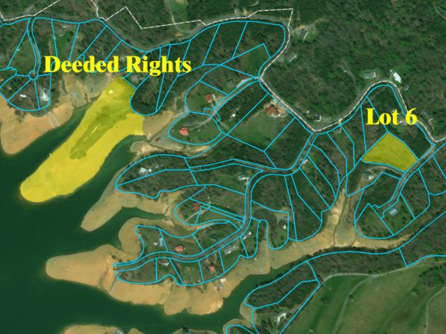 Lot 6 Debras Way, Sevierville, TN 37876 (#1073841) :: The Terrell Team