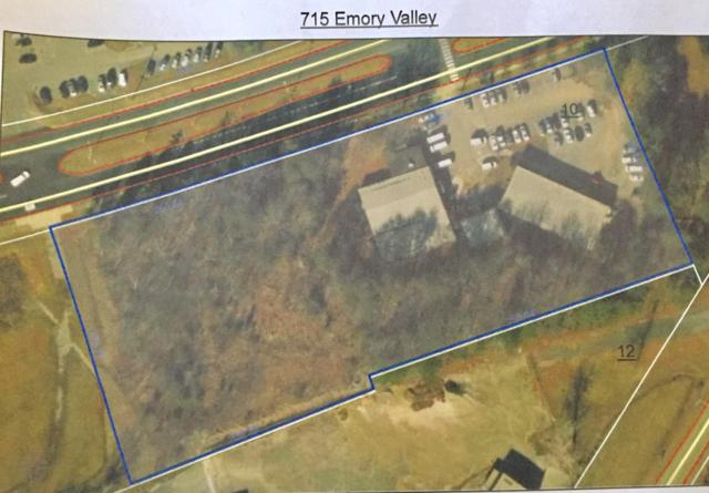 715 Emory Valley Rd, Oak Ridge, TN 37830 (#1075564) :: Billy Houston Group