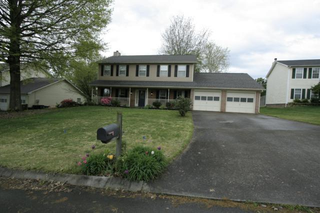1437 Oak Haven Rd, Knoxville, TN 37932 (#1076748) :: Catrina Foster Group