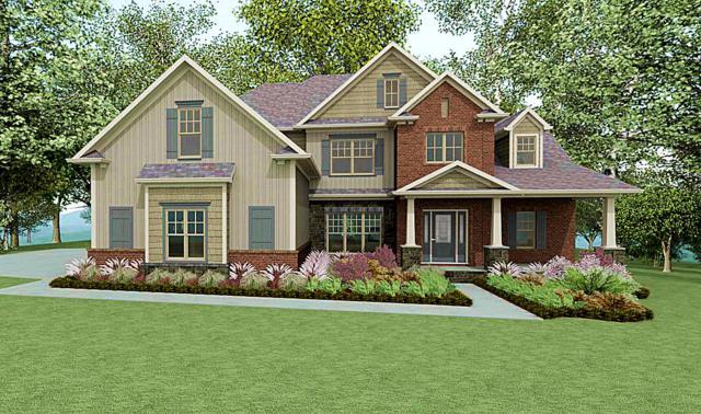 102 Pineberry West Rd Lot 480, Oak Ridge, TN 37830 (#1076794) :: Venture Real Estate Services, Inc.