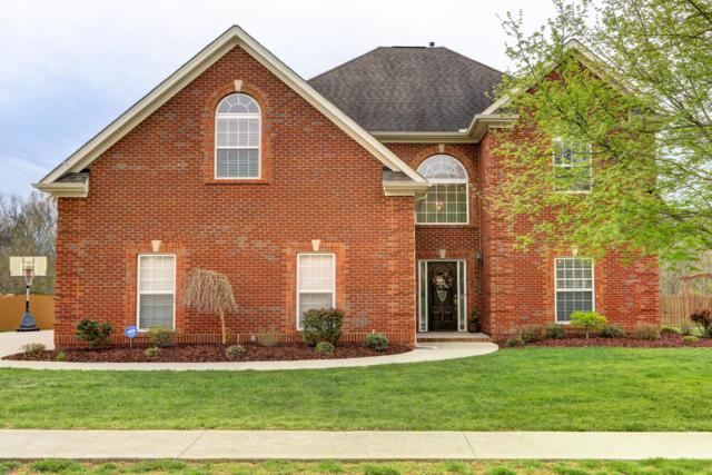 4528 Ivy Rose Drive, Knoxville, TN 37918 (#1077414) :: The Creel Group | Keller Williams Realty