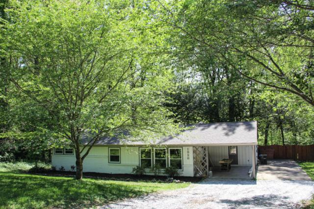 1328 Sumac Drive, Knoxville, TN 37919 (#1077616) :: The Creel Group | Keller Williams Realty
