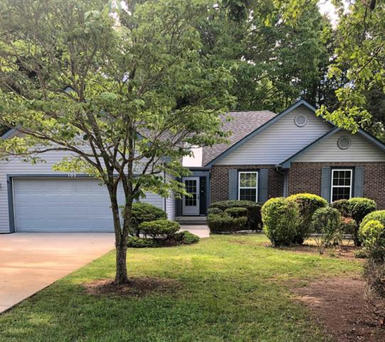 103 Dovenshire Drive, Crossville, TN 38558 (#1080330) :: Billy Houston Group