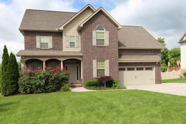 537 Hidden Grove Rd, Knoxville, TN 37934 (#1081100) :: The Creel Group | Keller Williams Realty