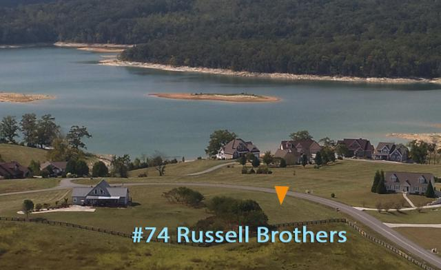 Lot 74 Russell Brothers Rd, Sharps Chapel, TN 37866 (#1081223) :: Billy Houston Group