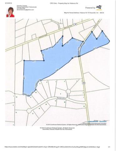 27 Acs Reliance Rd, Tellico Plains, TN 37385 (#1081439) :: Billy Houston Group