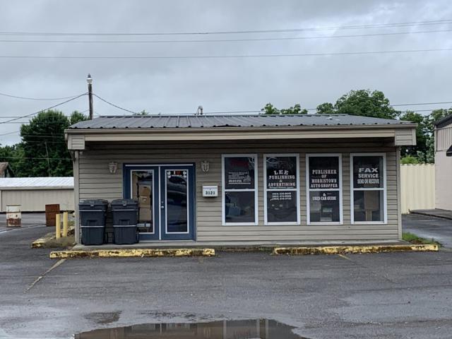 3121 Circle Drive Drive, White Pine, TN 37890 (#1083219) :: SMOKY's Real Estate LLC