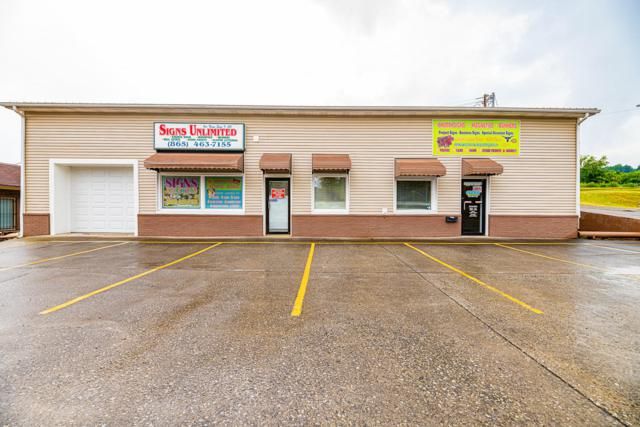 226 N Main St, Clinton, TN 37716 (#1083734) :: Realty Executives
