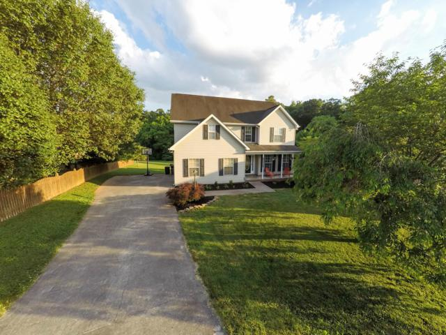 7106 Bent Creek Lane, Corryton, TN 37721 (#1083861) :: Shannon Foster Boline Group