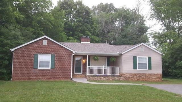 1521 Scenic Drive, Maryville, TN 37803 (#1087176) :: Shannon Foster Boline Group