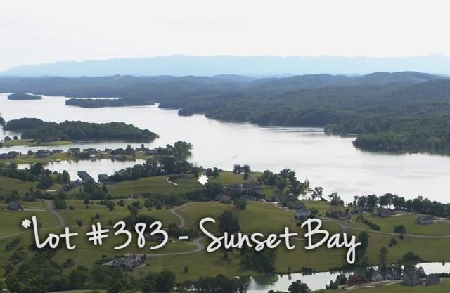 Lot 383 Sunset View, Sharps Chapel, TN 37866 (#1087405) :: The Creel Group | Keller Williams Realty