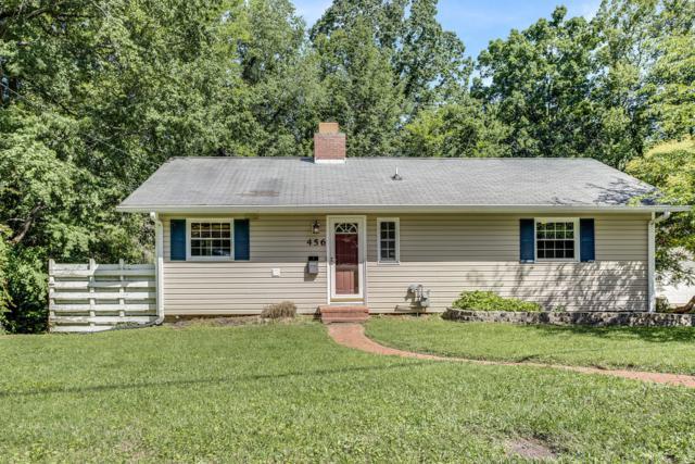 456 East Drive, Oak Ridge, TN 37830 (#1087745) :: Billy Houston Group