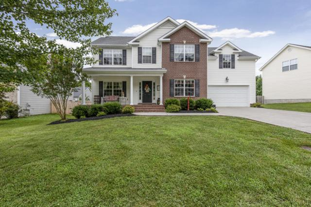 820 Mackenzie Drive, Maryville, TN 37804 (#1087858) :: Billy Houston Group