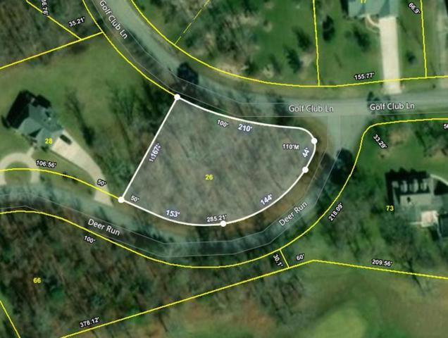 Golf Club Lane Lot 29, Crossville, TN 38571 (#1088085) :: Venture Real Estate Services, Inc.