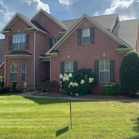 9825 Giverny Circle, Knoxville, TN 37922 (#1088222) :: Shannon Foster Boline Group