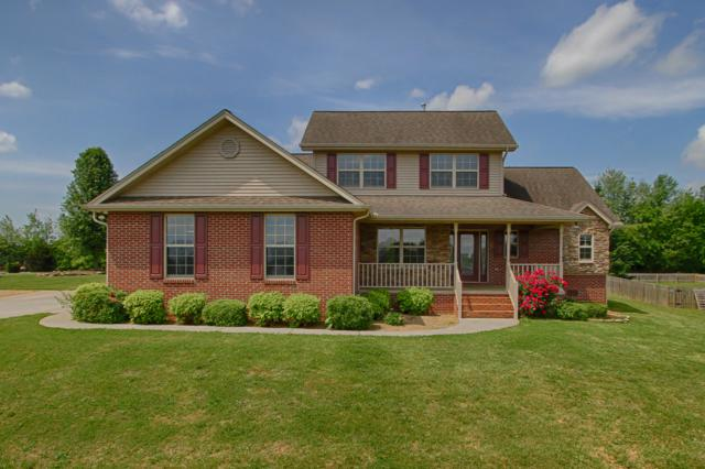 937 Carter Springs Drive, Maryville, TN 37801 (#1088464) :: SMOKY's Real Estate LLC