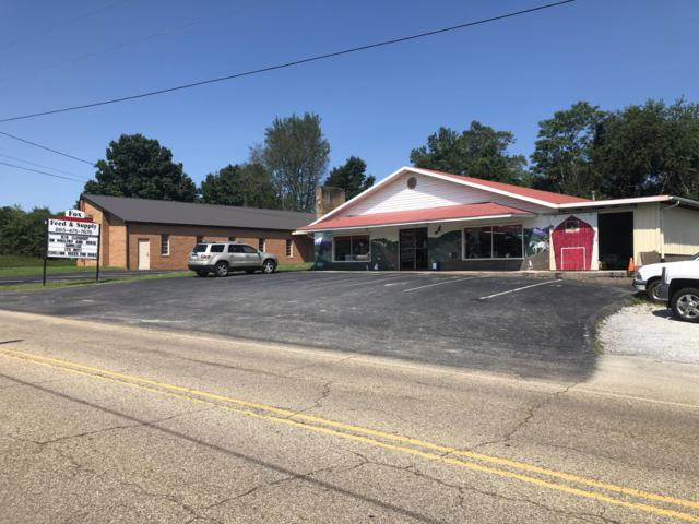 250 W Old A J Hwy, Jefferson City, TN 37760 (#1088788) :: Realty Executives