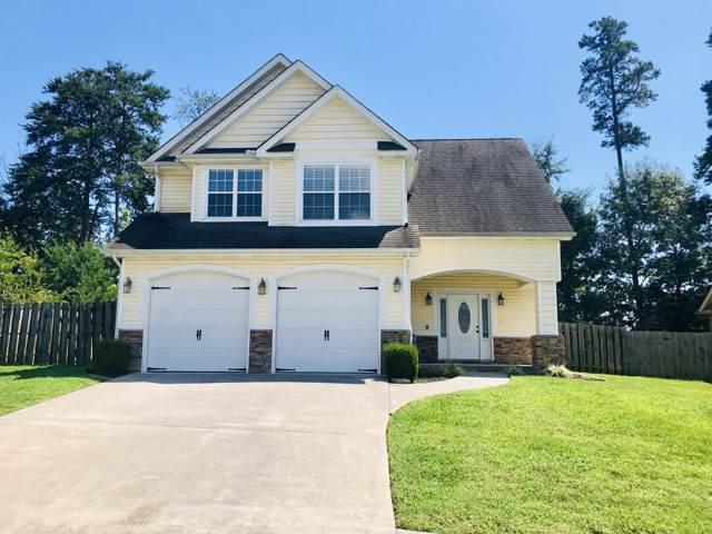 434 Hillside Lane, Lenoir City, TN 37771 (#1093595) :: SMOKY's Real Estate LLC