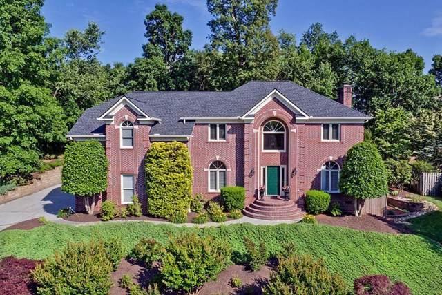 1738 Royal Harbor Drive, Knoxville, TN 37922 (#1093806) :: Realty Executives