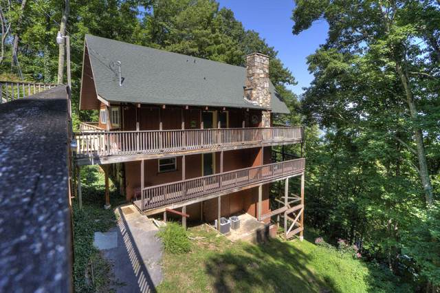 1571 Zermatt Drive, Gatlinburg, TN 37738 (#1094517) :: Venture Real Estate Services, Inc.