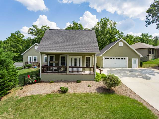 103 Mariners Drive, Fairfield Glade, TN 38558 (#1094537) :: Shannon Foster Boline Group