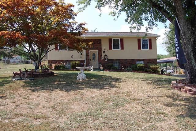 1609 Clara Drive, Dandridge, TN 37725 (#1094571) :: Shannon Foster Boline Group