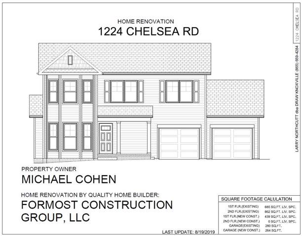 1224 Chelsea Rd, Knoxville, TN 37922 (#1094599) :: Shannon Foster Boline Group