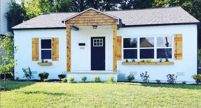 2435 E 5th Ave, Knoxville, TN 37917 (#1094666) :: The Creel Group | Keller Williams Realty