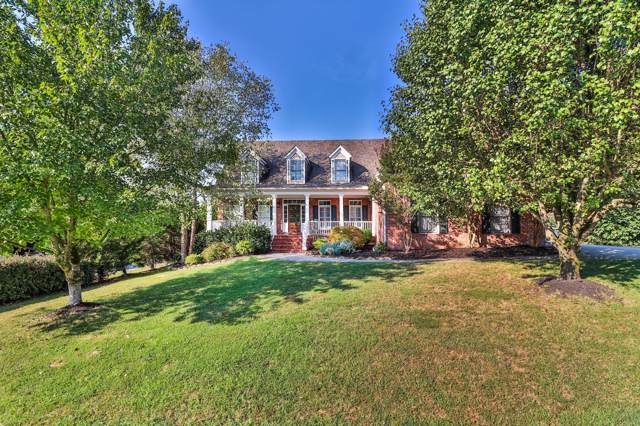 11901 Abners Ridge Rd, Knoxville, TN 37934 (#1094668) :: Shannon Foster Boline Group