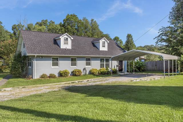 121 Manchester Rd, Oak Ridge, TN 37830 (#1094795) :: Shannon Foster Boline Group