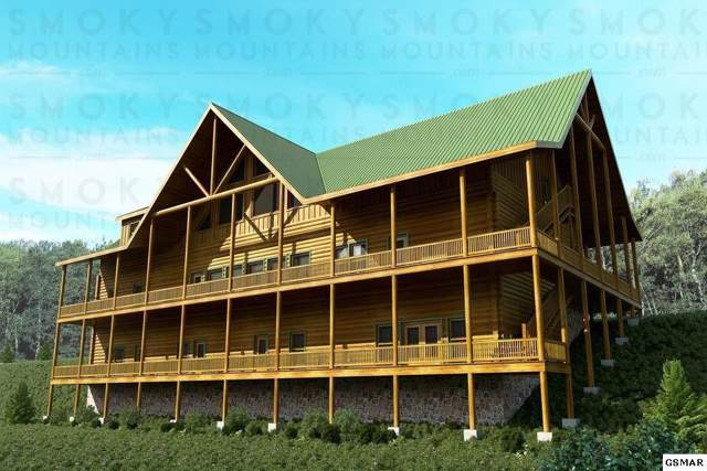 Old Valley Rd, Pigeon Forge, TN 37863 (#1094937) :: Billy Houston Group