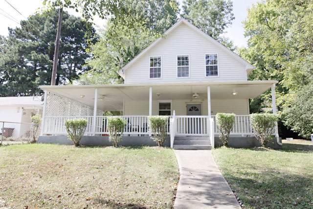 S 114 South Purdue Avenue Ave, Oak Ridge, TN 37830 (#1095052) :: Billy Houston Group