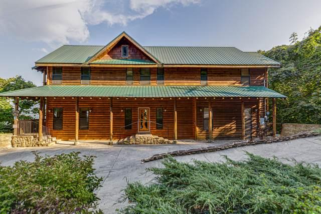 1219 Ski View Drive, Gatlinburg, TN 37738 (#1095068) :: The Terrell Team