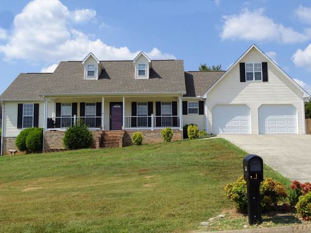 123 Jenny Drive, Madisonville, TN 37354 (#1095110) :: SMOKY's Real Estate LLC