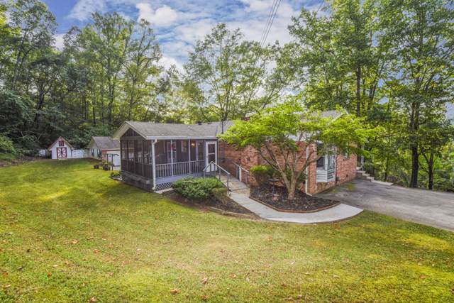 4302 Brown Gap Rd, Knoxville, TN 37918 (#1095136) :: The Creel Group | Keller Williams Realty
