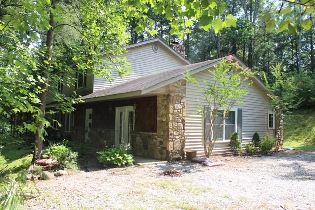 537 Reba Lane, Gatlinburg, TN 37738 (#1095336) :: Billy Houston Group