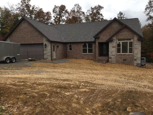 146 Forest Hill Drive, Crossville, TN 38558 (#1095998) :: Billy Houston Group