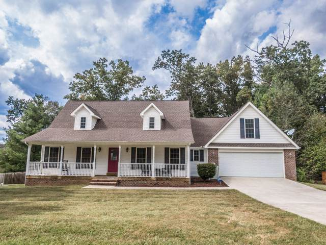 35 Fox Hollow Drive, Crossville, TN 38571 (#1096118) :: Venture Real Estate Services, Inc.