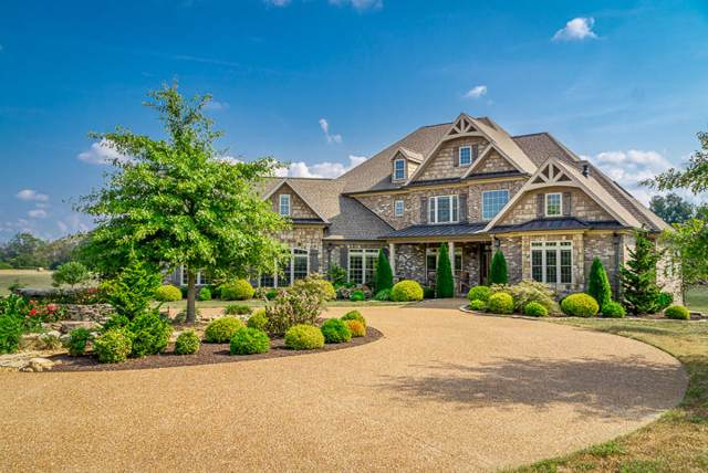 160 Southern Woods Court, Cookeville, TN 38506 (#1096347) :: Shannon Foster Boline Group