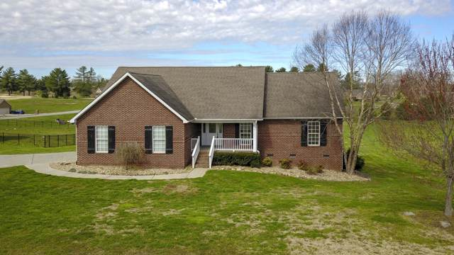 612 Yellow Rose Lane, Maryville, TN 37803 (#1096565) :: Venture Real Estate Services, Inc.