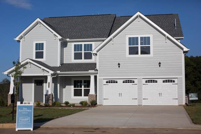 10800 Laurel Glade Lane (Lot 258), Knoxville, TN 37932 (#1096919) :: Catrina Foster Group