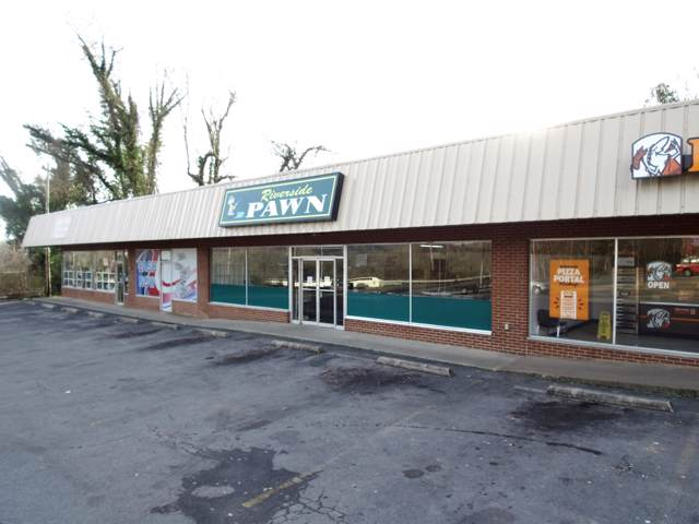 105 Roane St, Harriman, TN 37748 (#1096998) :: SMOKY's Real Estate LLC