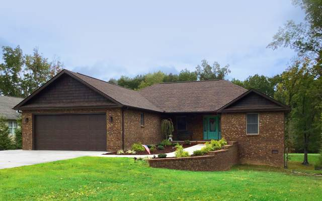 136 Cappshire Rd, Fairfield Glade, TN 38558 (#1097009) :: Billy Houston Group