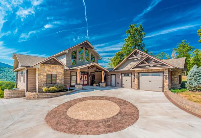 2714 Red Sky Drive, Sevierville, TN 37862 (#1097133) :: Billy Houston Group