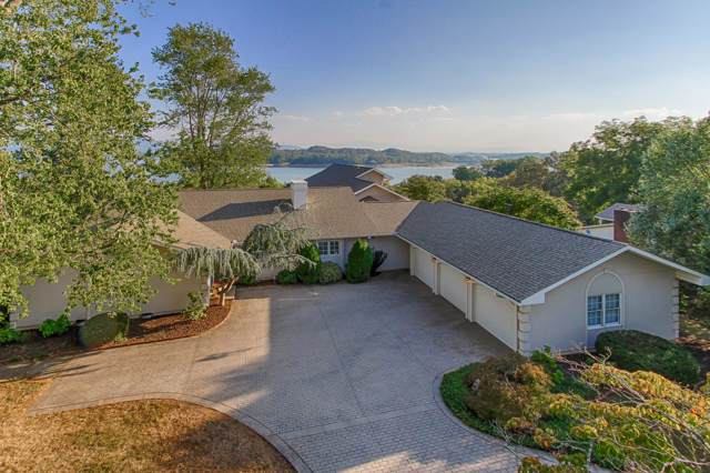 1266 Lakeview Drive, Dandridge, TN 37725 (#1097285) :: SMOKY's Real Estate LLC