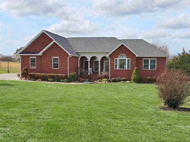2227 Wild Pear Tr, Dandridge, TN 37725 (#1097320) :: SMOKY's Real Estate LLC