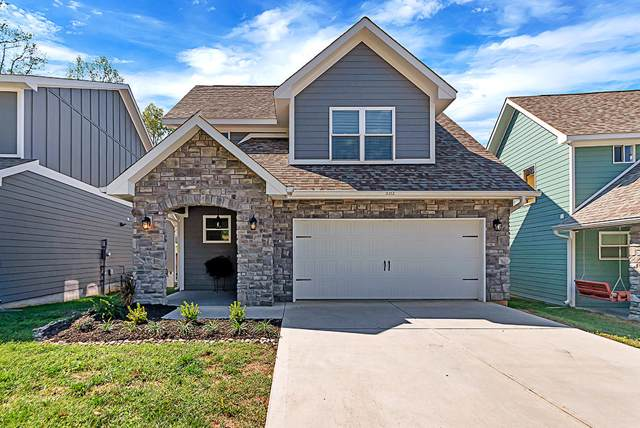 3113 Bakertown Station Way, Knoxville, TN 37931 (#1097384) :: Catrina Foster Group