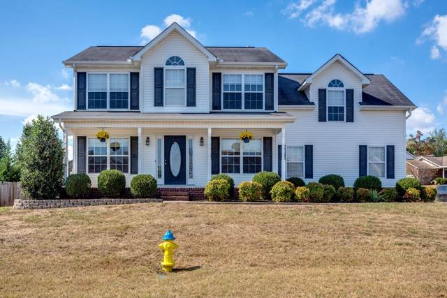 5700 Capeside Lane, Knoxville, TN 37931 (#1097443) :: Catrina Foster Group