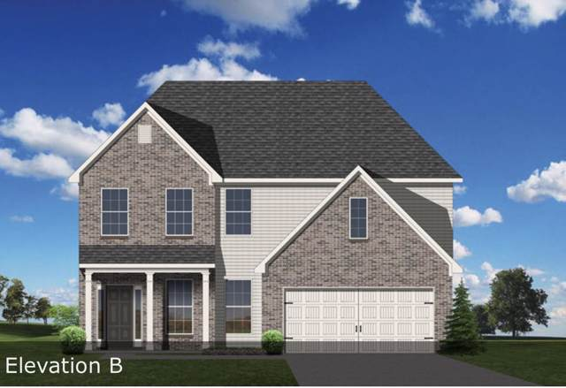 614 Branchwood Lane, Maryville, TN 37801 (#1097453) :: Catrina Foster Group